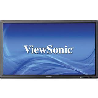 "65"" (165,10cm) ViewSonic CDE6552-TL Touch schwarz 1920x1080"