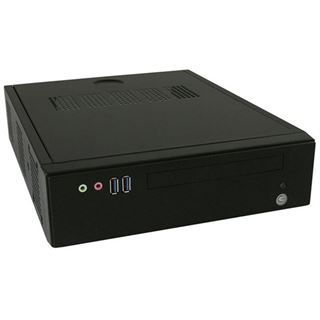 LC-Power LC-1320II Mini-ITX 90 Watt schwarz