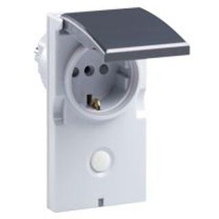 Z-Wave Düwi Zwischenstecker Schalter IP44