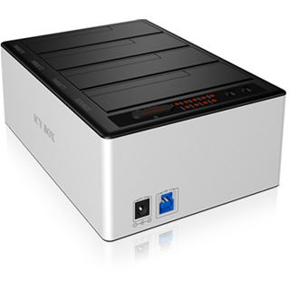 "RaidSonic Icy Box IB-141CL-U3 Dockingstation für 2.5"" und"