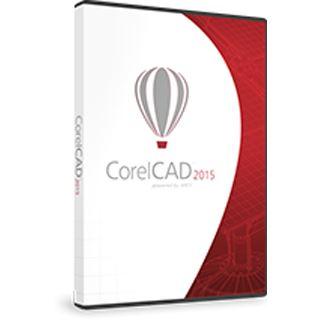 Corel CorelCAD 2015 32/64 Bit Deutsch Grafik Vollversion PC/Mac (DVD)