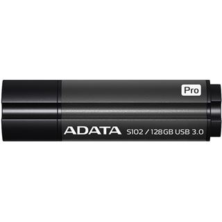 128 GB ADATA DashDrive Elite S102 grau USB 3.0
