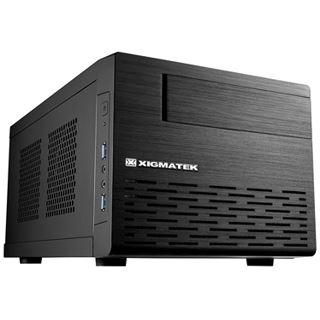 Xigmatek Eris Mini-ITX ohne Netzteil schwarz