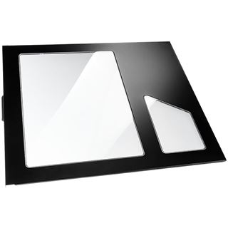 Phanteks schwarzes Seitenteil mit Fenster für Phanteks Enthoo