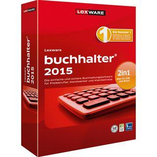 Lexware Buchhalter 2015 Version 20 FFP 32/64 Bit Deutsch