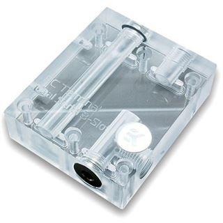 EK Water Blocks EK-FC Terminal DUAL Serial transparente