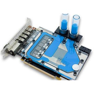EK Water Blocks FC970 GTX Nickel Full Cover VGA Kühler