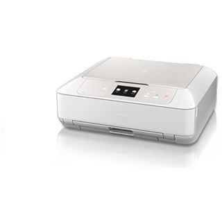 Canon PIXMA MG550 weiß Tinte Drucken/Scannen/Kopieren Cardreader/LAN/USB 2.0/WLAN
