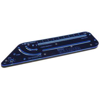 PrimoChill UV Blau Biegeschablone für Acrylröhren (RBEND-UB)