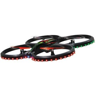 Jamara Quadrocopter 4Kanal Flyscout 2,4 GHz Kompass/LED