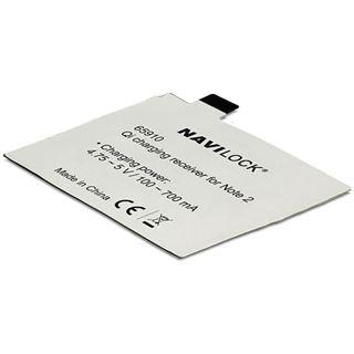 Navilock Mobile Qi kabelloser Ladeempfänger Note2