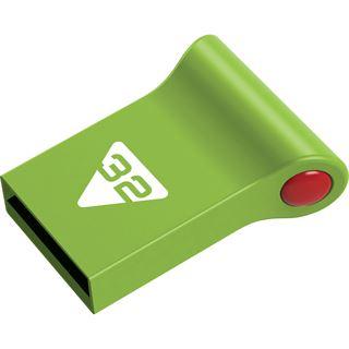 32 GB EMTEC Nano Pop gruen USB 2.0