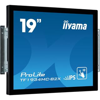 "19"" (48,26cm) iiyama ProLite TF1934MC-B2X Touch schwarz 1280x1024 1xDVI/1xVGA"