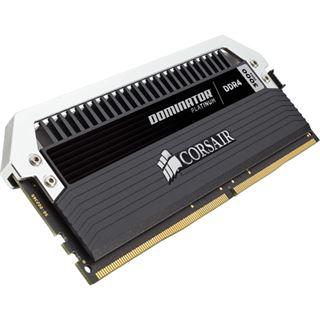 32GB Corsair Dominator Platinum + Airflow DDR4-3000 DIMM CL15 Quad Kit
