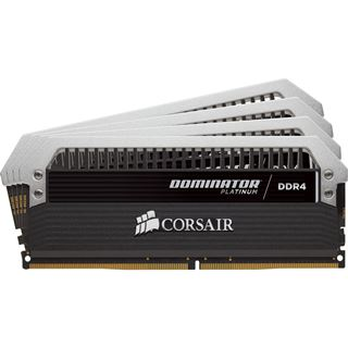 32GB Corsair Dominator Platinum + Airflow DDR4-2800 DIMM CL16 Quad Kit