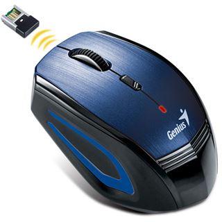 Genius NX-6550 USB blau (kabellos)