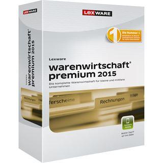 Lexware Warenwirtschaft Premium 2015 32/64 Bit Deutsch