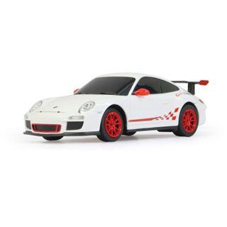 Jamara Porsche GT3 RS JAM 1:24 27 MHz weiß
