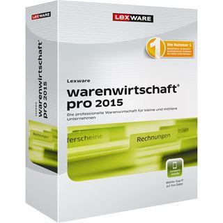 Lexware Warenwirtschaft Pro Netzwerkversion 2015 32/64 Bit Deutsch