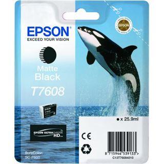 Epson T7608 matt schwarz