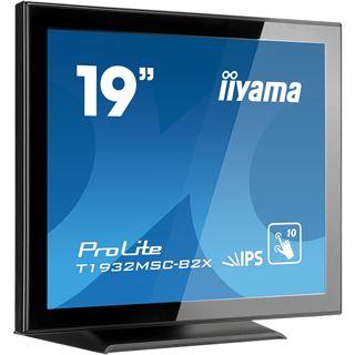 "19"" (48,26cm) iiyama ProLite T1932MSC-B2X Touch schwarz"