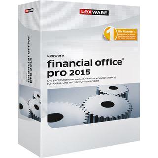 Lexware Financial Office Pro 2015 32/64 Bit Deutsch Finanzen