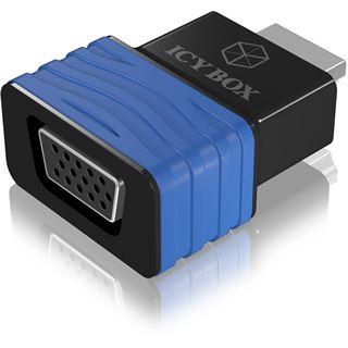 ICY BOX IB-AC516 Adapter für HDMI zu VGA (70544)