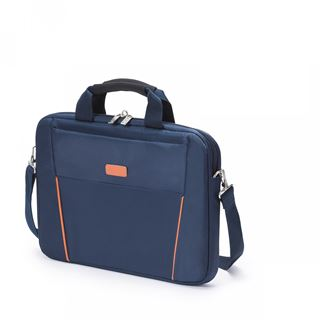 "Dicota Slim Case Base 12-13,3"" (30,48-33,78cm) blau/orange"
