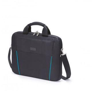 "Dicota Slim Case Base 12-13,3"" (30,48-33,78cm) schwarz/blau"
