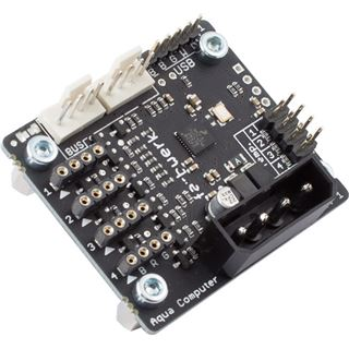 Aqua Computer farbwerk USB RGB-Controller für 4 RGB-Strips (53170)