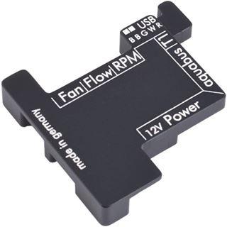 Aqua Computer schwarzer Passivkühler für poweradjust 3