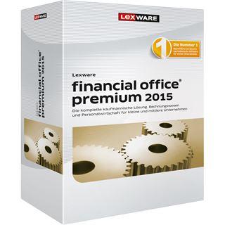 Lexware Financial Office Premium 2015 32/64 Bit Deutsch Finanzen