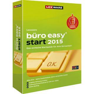 Lexware Büro Easy Start 2015 32/64 Bit Deutsch