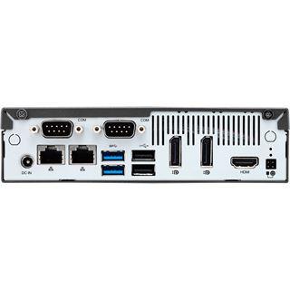 Shuttle Barebone Slim-PC DS81L H81 1150 SO-DDR3 schwarz