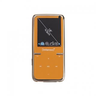 Intenso Video Scooter MP3 Video Player 8 GB orange