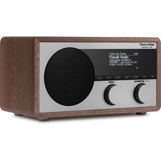 Technisat DigitRadio 400, Holz