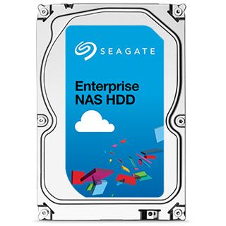 "2000GB Seagate Enterprise NAS HDD ST2000VN0001 128MB 3.5"" (8.9cm) SATA 6Gb/s"
