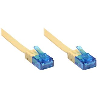 0.50m Good Connections Cat. 6a Patchkabel U/UTP RJ45 Stecker auf RJ45