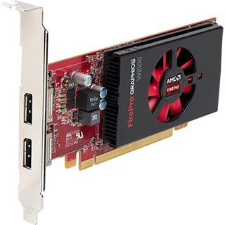 2GB Fujitsu FirePro W2100 Aktiv PCIe 3.0 x16 (Retail)