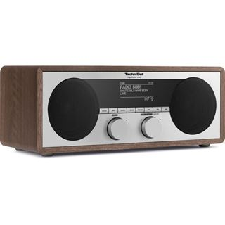 TechniSat Digitalradio DigitRadio 450 Holz