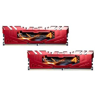 8GB G.Skill RipJaws 4 rot DDR4-2133 DIMM CL15 Dual Kit