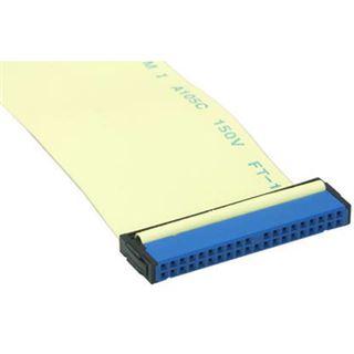 0.60m Good Connections IDE Anschlusskabel Stecker auf Gelb