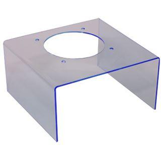 Good Connections transparenter Gehäusedeckel für Netzteile