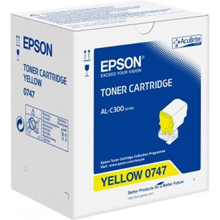Epson Workforce AL-C300 gelb