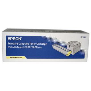Epson Toner C13S050230 gelb