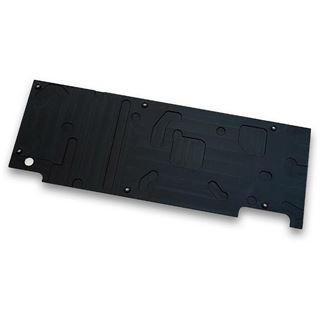 EK Water Blocks schwarz Backplate für EK-FC980 GTX