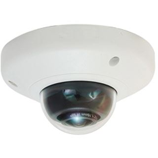 LevelOne IPCam FCS-3093 Panoramic Dome Outdoor PoE 5MP WDR