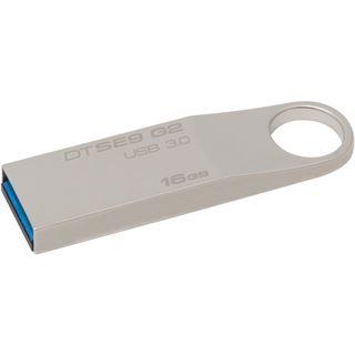16 GB Kingston DataTraveler SE9 G2 silber USB 3.0