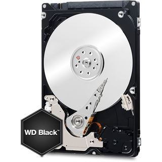 "320GB WD Black Mobile WD3200LPLX 32MB 2.5"" (6.4cm) SATA 6Gb/s"