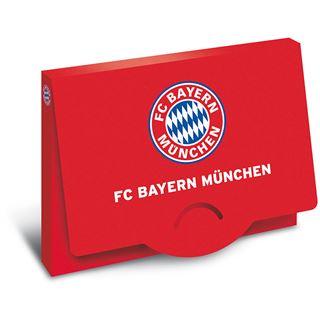 Herma Heftbox A4 rot FC Bayern